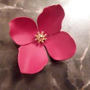 Anthropologie Garden Party Post Earrings - NWOT